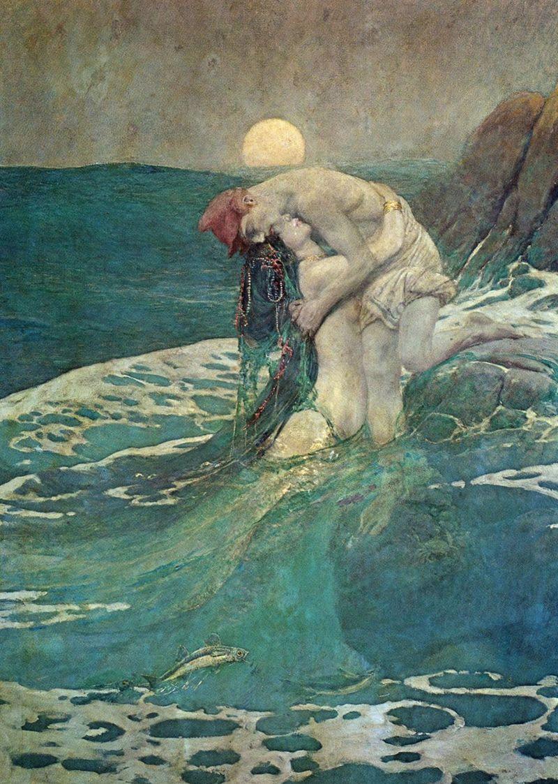 Edmund Dulac –Ilustraciones